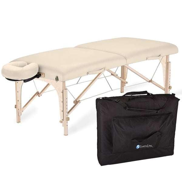 Table de Massage Earthlite Harmony DX avec option Reiki