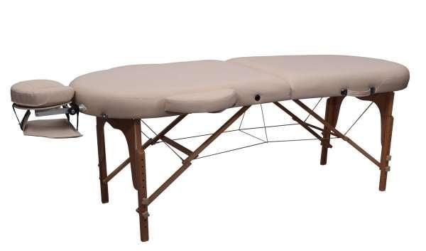 Massageliege Zen Oval