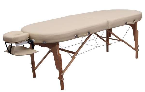 Table de Massage Zen Oval FlatTop