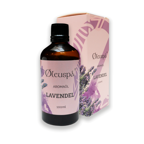 Aroma Massage Oil Lavender | 100ml
