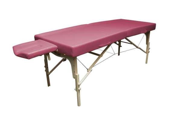 Massageliege Zen Ayurveda Pro Set