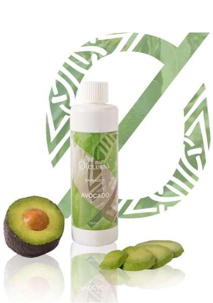 Massageöl Avocado, Avocadoöl