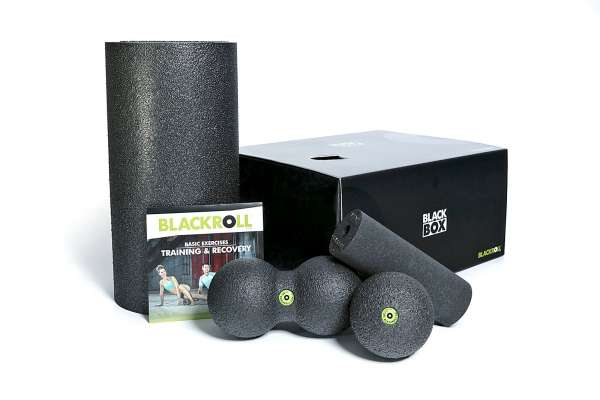 BLACKROLL® BLACKBOX SET For Fascia Training