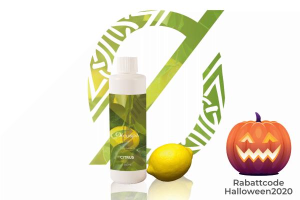 Øleuspá massage oil Citrus