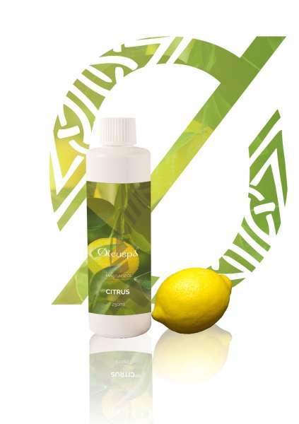 Øleuspá-Massageöl Citrus
