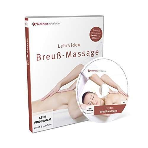 DVD Breuß-Massage (Lehrvideo) | Für Anfänger und Profis